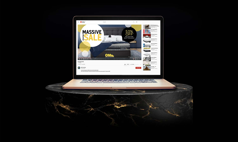 OMF-digital campaign